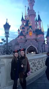 family trip to disneyland paris