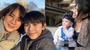 "LJ Reyes says bond between son Aki and her, ""nobody can take away""   PEP.ph"