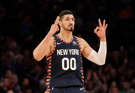 Knicks Center Enes Kanter to Skip London Trip, Citing Fear of ...