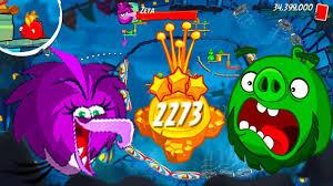 Angry Birds 2 Unlock LEVEL 2267–2273 BOSS LEVEL ZETA(NEW HERO ...