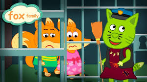 fox family and friends cartoons for
