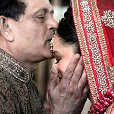 Image result for images of  indian father daughter at home