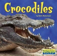 Crocodiles by Adele Richardson; Adele D. Richardson | eBay