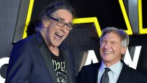 Peter Mayhew: Harrison Ford gives tribute to Star Wars co-star on Tonight  Show