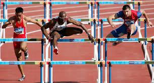 Allen Johnson - Allen Johnson Photos - Olympics Day 11 - Athletics ...