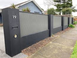 Corrugated Iron Fencing Top Class Fencing And Gates