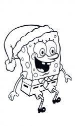 Spongebob Kleurplaten Spongebob