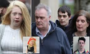 Alesha MacPhail case: Aaron Campbell admits crime ahead of ...
