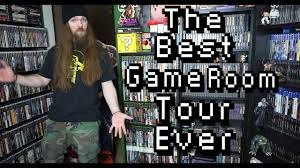 the best game room tour ever 2000