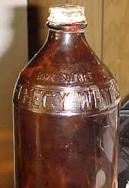 bleach bottles