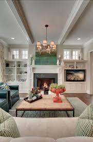 home living room fireplace