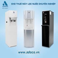 Cho thuê máy lọc nước chuyên nghiệp Adoco - Trang chủ