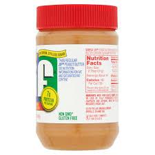 3 pack simply jif creamy peanut er