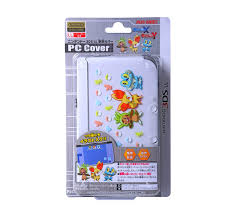 Amazon.com: Pokemon 3DS XL XY Starters PC Clear Plastic Cover Case ...