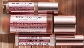 concealer makeup revolution swatch