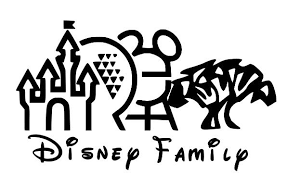 Walt Disney World Parks Family Mickey Vinyl Decal Sticker Car Van Window Laptop Home Garden Home Deco Disney Car Decals Disney Car Stickers Disney Sticker