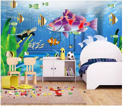 3d Wall Murals Wallpaper Custom Picture Mural Wall Paper 3d Three Dimensional Childrens Room Sea World Childrens Room Kids Room Mural Wallpaper Pictures Wallpaper Screensaver From Highqualit10 20 39 Dhgate Com