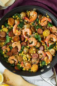 Shrimp Boil (Flavorful Skillet Version ...
