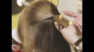 Fryzura Dla Dziewczynki Jak Zrobic Kokarde Z Wlosow Hair Bow