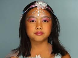 kid s halloween makeup tutorial fairy