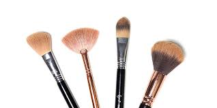 the 4 makeup brushes you need to master