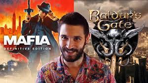 I migliori giochi in uscita a settembre 2020 ? Mafia definitive edition e  Baldur's Gate 3 - YouTube