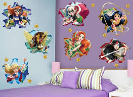 Superhero Wall Decals Paulbabbitt Com