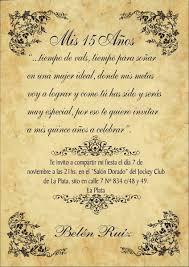 Papiro Pergamino Invitacion 15 Y Boda Vintage Y Clasicos 50 00