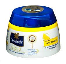 parachute gold hair cream anti dandruff