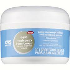 cvs pharmacy eye makeup remover 30