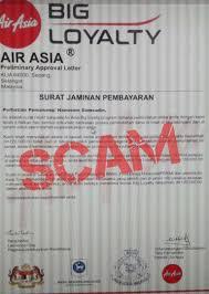 AirAsia Scam Alert — AirAsia Newsroom