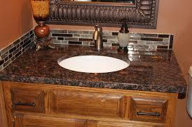 tan brown granite traditional