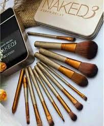 makeup brush set 12 brushes