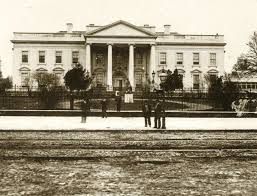 White House Fence Construction President S Park White House U S National Park Service