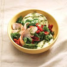 power breakfast egg white bowl w
