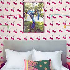 walls into one giant scented sticker