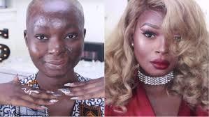 after photos show the magic of makeup