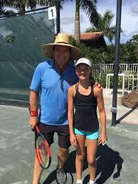 "Ivy Stewart on Twitter: ""It's been an absolutely incredible week for Clair  so far at the @johankriekTA learning from a true tennis legend! Thank you  @johankriek !… https://t.co/5FWvVdFD6w"""