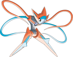 Deoxys forme attaque Pokemon Ranger 3 by Legan666 on DeviantArt