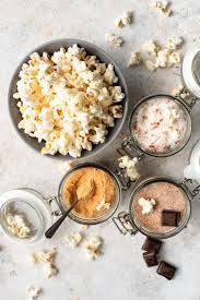 diy flavored popcorn salt 3 ways
