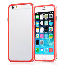Protective Premium Bumper Frame Skin Case Cover For Iphone 6 Plus