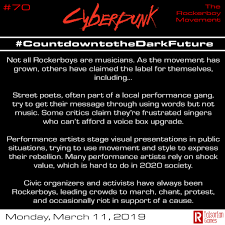 countdown to the dark future days of cyberpunk facts