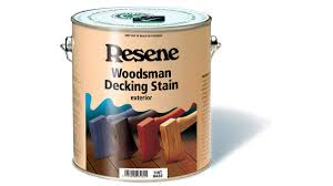 Get Deck Orating In Colour With Resene Woodsman Decking Stain Eboss