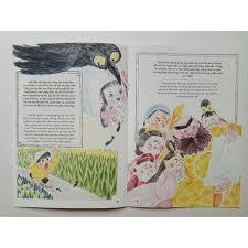 Sách - Truyện Cổ tích Việt Nam Song Ngữ - Vietnamese Fairy Tales 4 ...