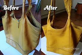 diy bag restoration how to clean a