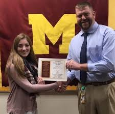 December 2018 Student of the Month, Autumn Cole | The Manchester Mirror