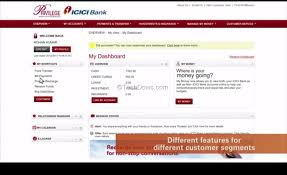 icici rolling out new internet banking