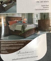 universal furniture broadmoore queen