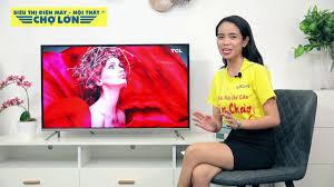 Trải nghiệm và đánh giá mẫu Smart Tivi TCL 4K 43 Inch L43P8 - YouTube