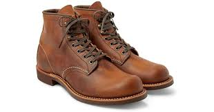 red wing blacksmith oil tanned leather
